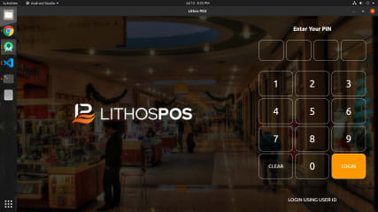 Lithos POS - POS - retails / restaurants screenshot