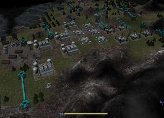Warzone 2100 screenshot