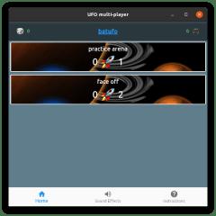 batufo screenshot