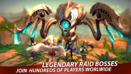 Heroes Forge screenshot