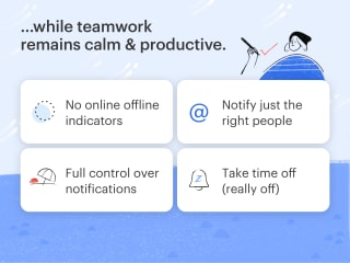 Twist: Team Communication screenshot