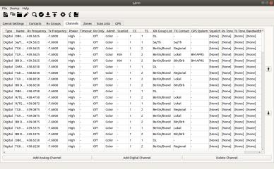 qDMR screenshot