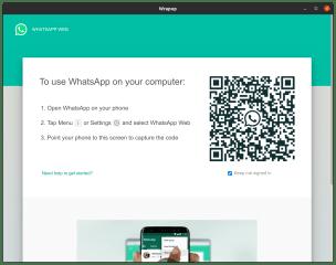 Wrapup screenshot