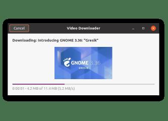 Video Downloader screenshot