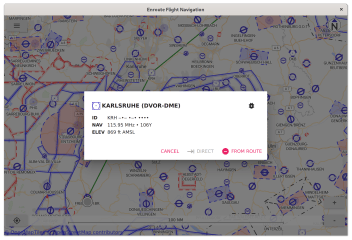 Enroute Flight Navigation screenshot