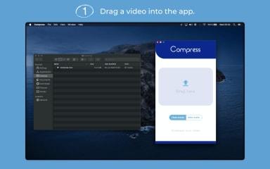 Compress - Video Compressor screenshot