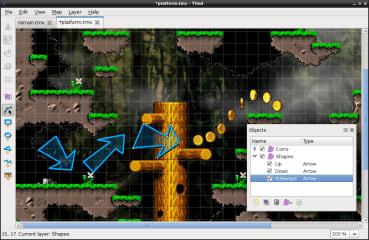 Tiled Map Editor screenshot