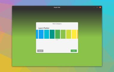 Purple Task screenshot