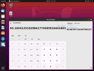 Uno Calculator screenshot