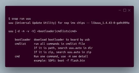 Universal Update Utility (UNOFFICIAL) screenshot