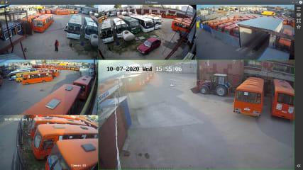 CCTV Viewer screenshot