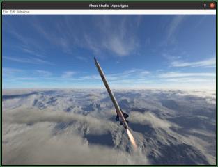 openrocket screenshot