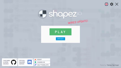 shapez.io screenshot