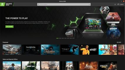 GeForce Now screenshot