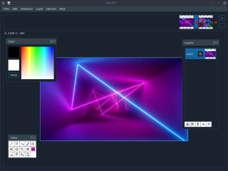 PaintPP screenshot