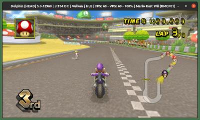 Dolphin Emulator screenshot