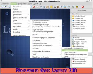 laurux screenshot