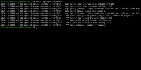 openttd-server screenshot