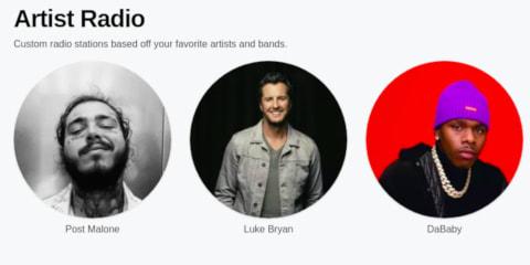 iHeartRadio screenshot