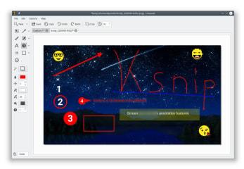 ksnip screenshot