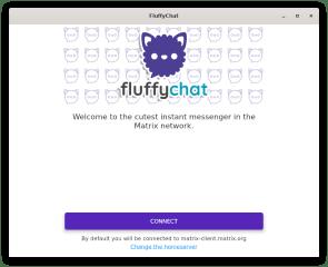 FluffyChat screenshot