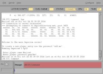 ImpFE screenshot