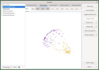cluster4x screenshot
