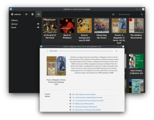 csBooks - A Smart Book Manager screenshot