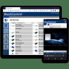 meshagent-ubuntucore screenshot