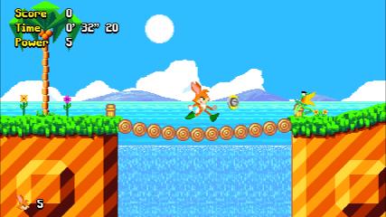 Open Surge screenshot