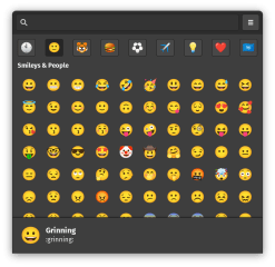 Emote screenshot