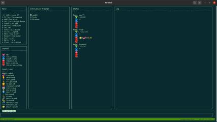 dm-tools screenshot