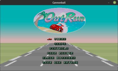Cannonball screenshot