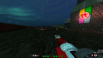 Rexuiz screenshot