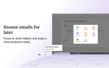 Newton Mail screenshot