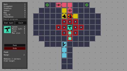 Nightfall Hacker screenshot