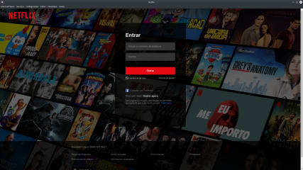 Electron Player (Portuguese) screenshot
