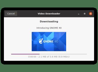 video-downloader screenshot
