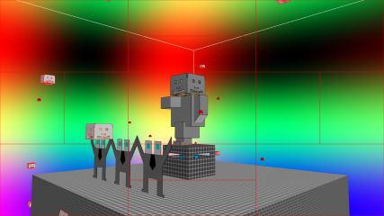 mki3dgame-snap screenshot