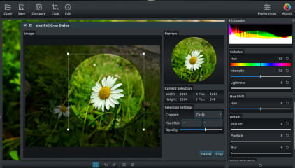 PixelFx - Photo Editor (Beta) screenshot