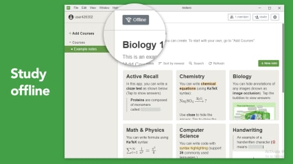 Midterm: Notes  & Flashcards screenshot