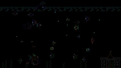 ASCIIQuarium (UNOFFICIAL) screenshot