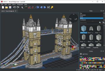 LeoCAD screenshot