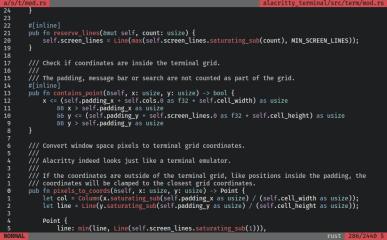 alacritty screenshot