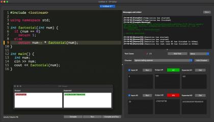 CP Editor screenshot