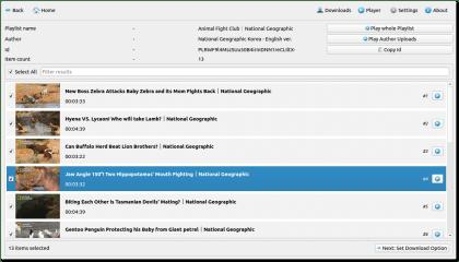 Playlist-Dl -YouTube Playlist Downloader screenshot