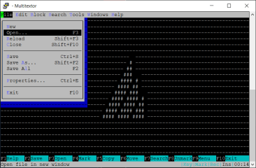 multitextor screenshot