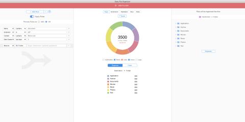 easy-file-organizer screenshot