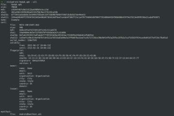 NinjaDroid screenshot