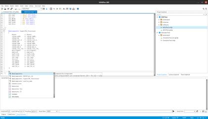 VHDPlus IDE screenshot